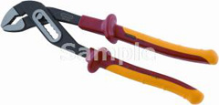 "10"" Insulated Adjustable Joint Pliers"