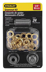 "3/8"" Grommet Kit -Tools & 24 Grommets"
