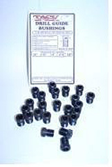"5/16"" DRILL Guide Bushings- 24 pack"