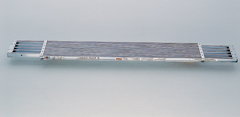 10' Aluminum Extension Plank 1 Person 250 Lbs Duty Rating