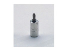 "#4 - 3/8"" Dr. Phillips Screwdriver Bit and Socket"